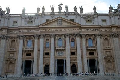 St Peter's Basilica, Rome