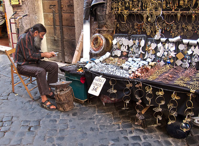 Street Craftsman, Rome