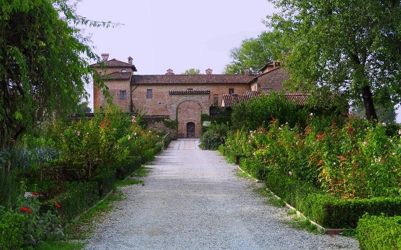 Visiting Antica Corte Pallavicina