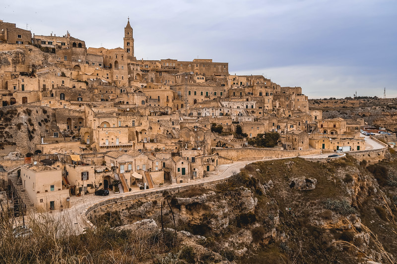 Visiting Matera, Italy - A travel guide to Italy's cave city.