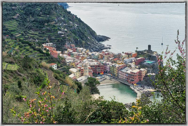 Vernazza...Cinque Terre Italy