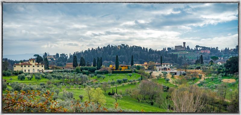 Taken From Boboli Gardens