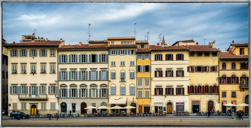 Across From Pitti Palace
