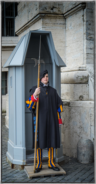Swiss Guard Vatican City