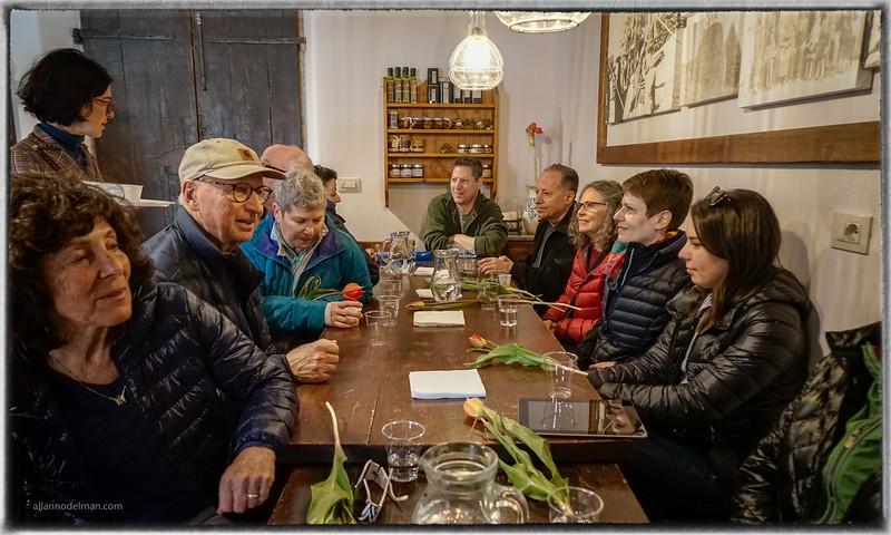 Olive Oil Tasting in Pienza
