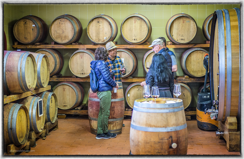 Manvi Winery in Montipulciano