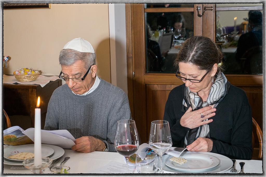 2nd Seder