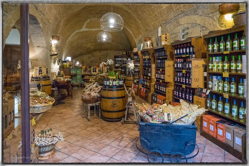 Pitigliano Shop