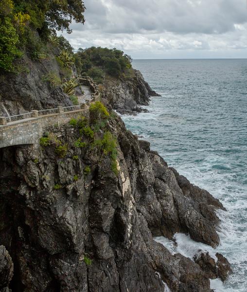 Monterossa Path to Vernazza