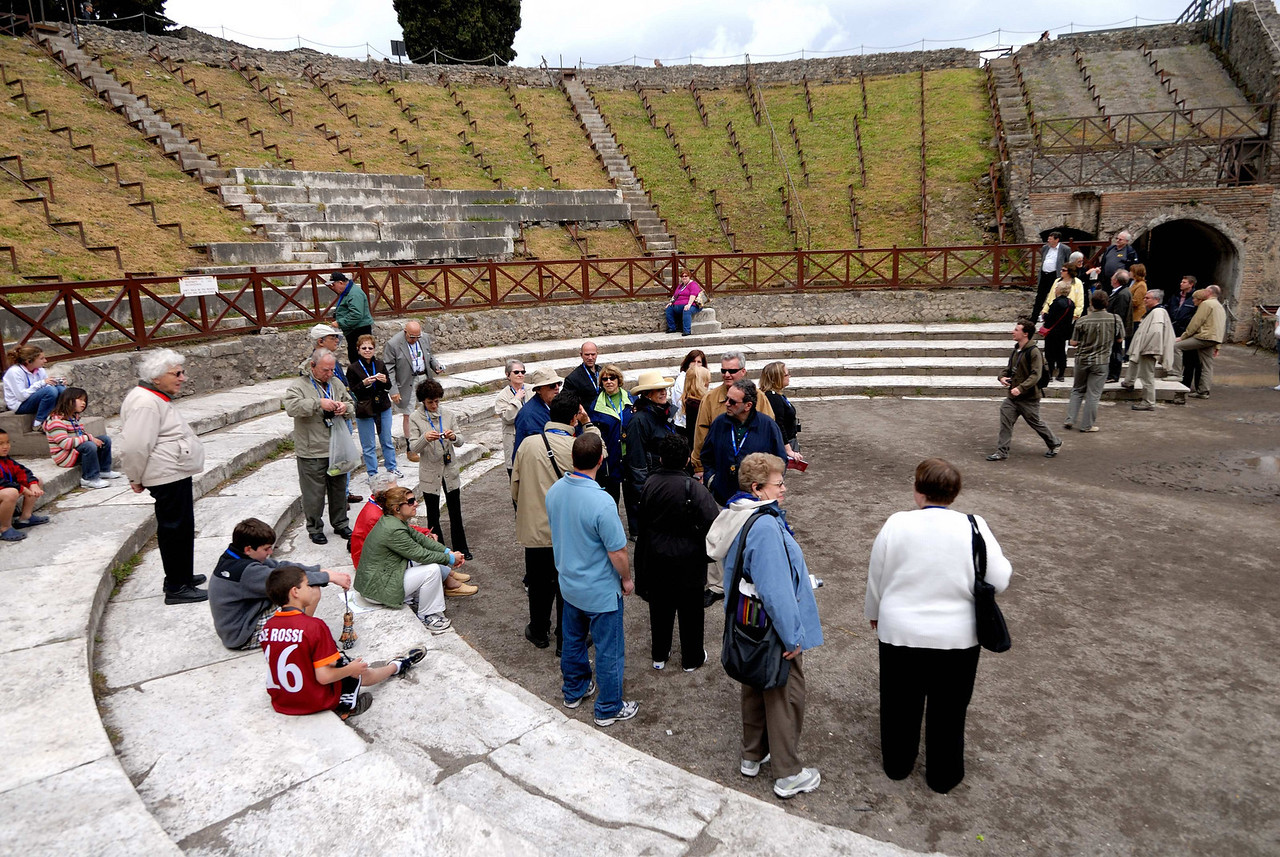 The Amphitheater