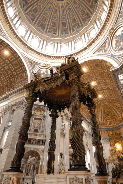 The Papal Alter