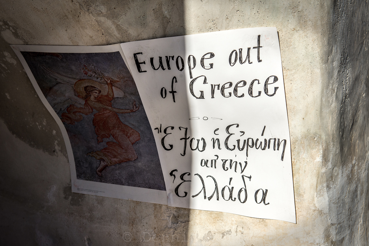 Europe Out of Greece