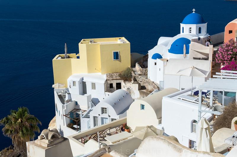 Santorini Greece  Church