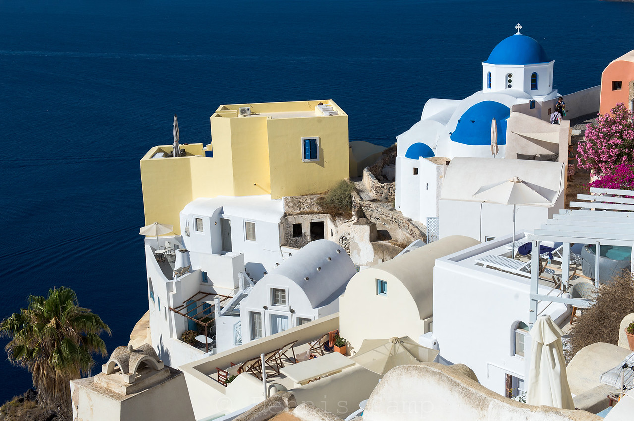 Santorini Greece  Church