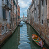 A  Canal of Venice
