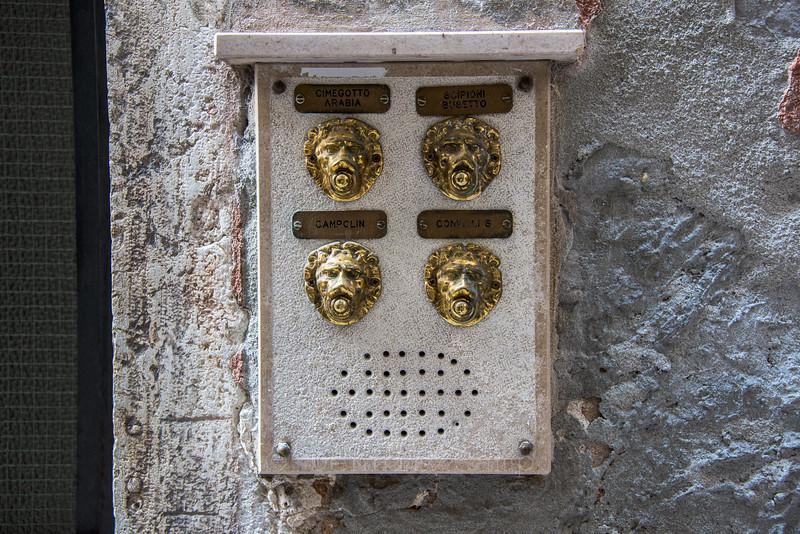 Door Bell of Venezia