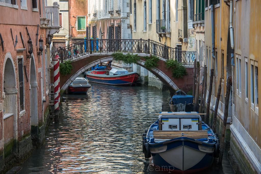Boats, Bridges and Canals