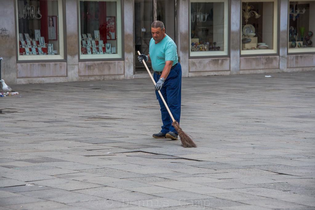 The Quiet Sweep