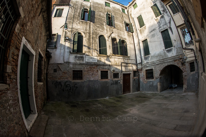 CORTE DEL PAPA Venezia Grotto