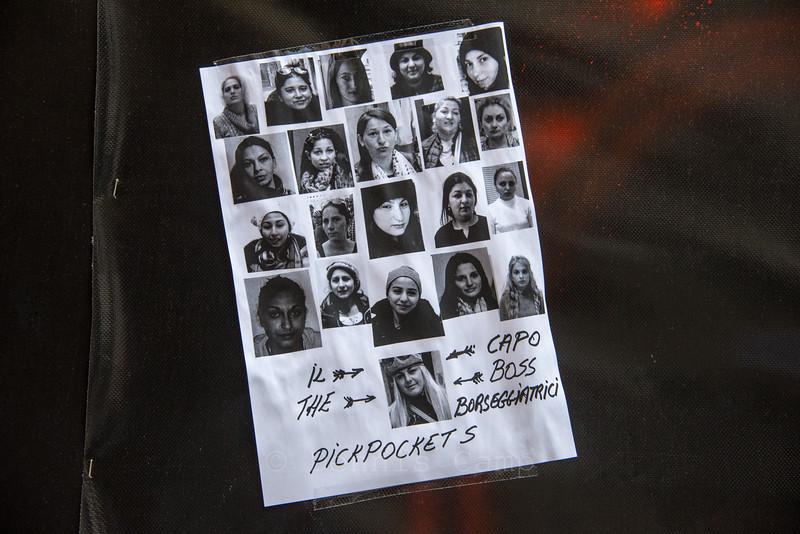 Venice PickPockets Poster