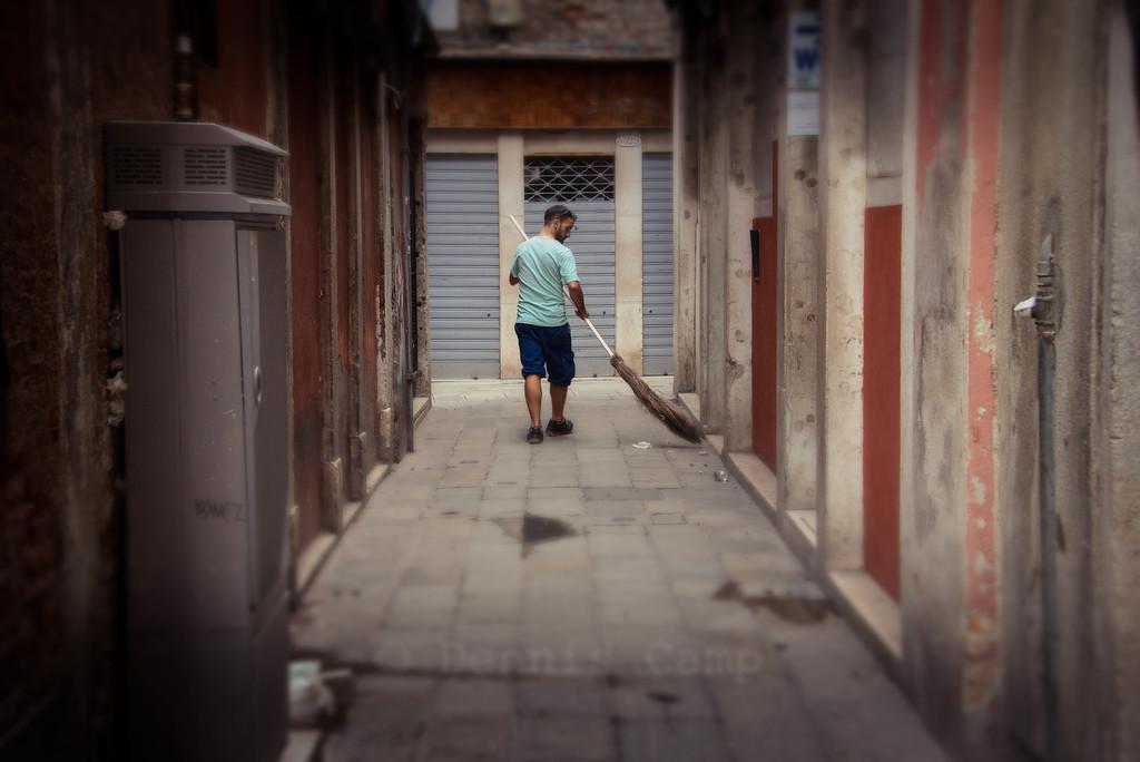 Venezia Street Sweeper