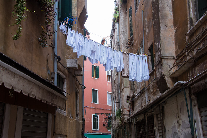 Laundry Drying Out
