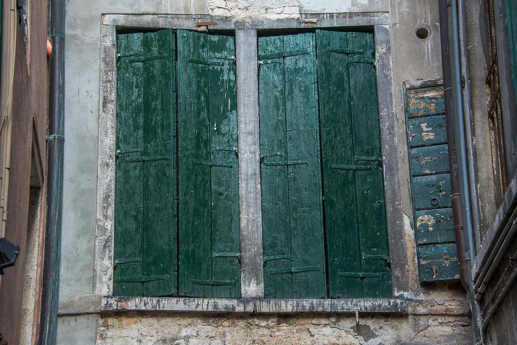Wood Shutters Venezia