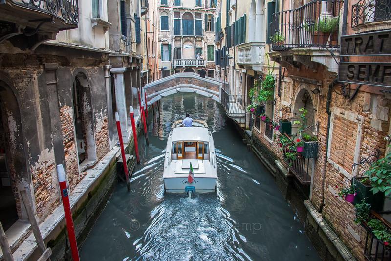 Venice Canal Transportation
