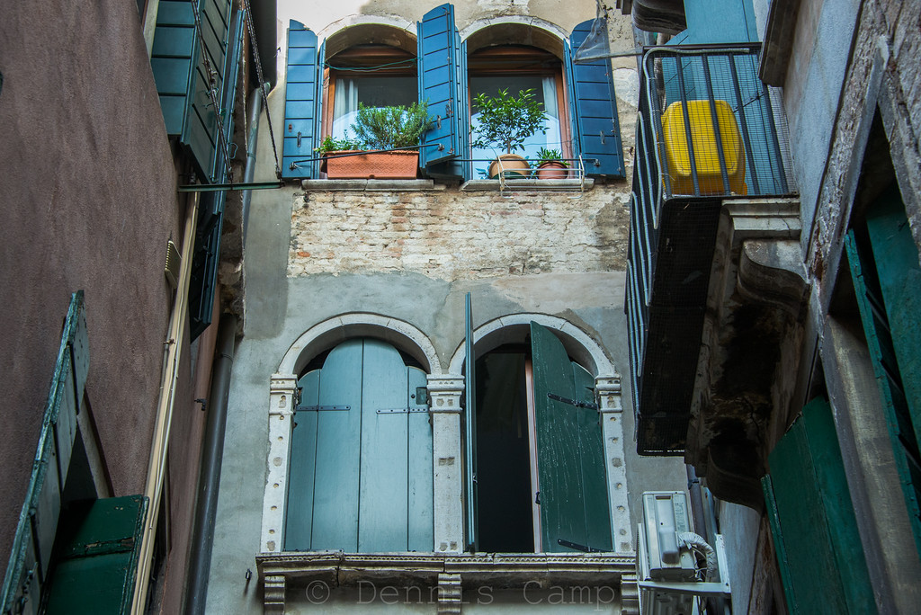 Venice Window Gardens