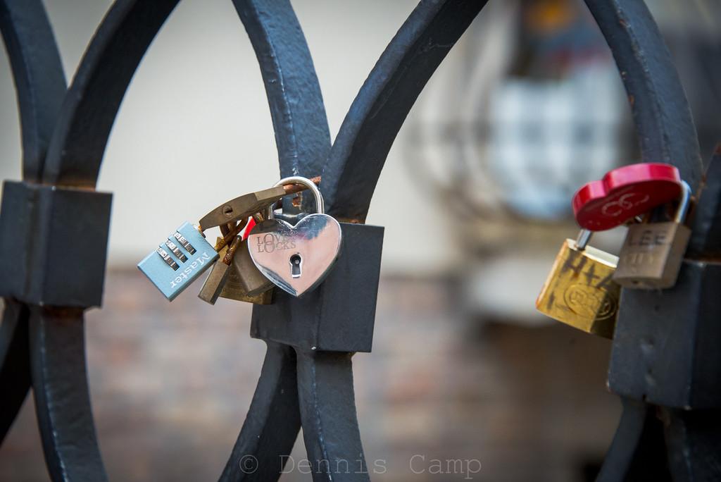 Venice Love Locks