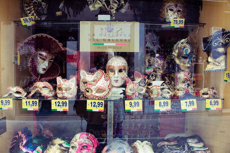 Venezia City of Masks