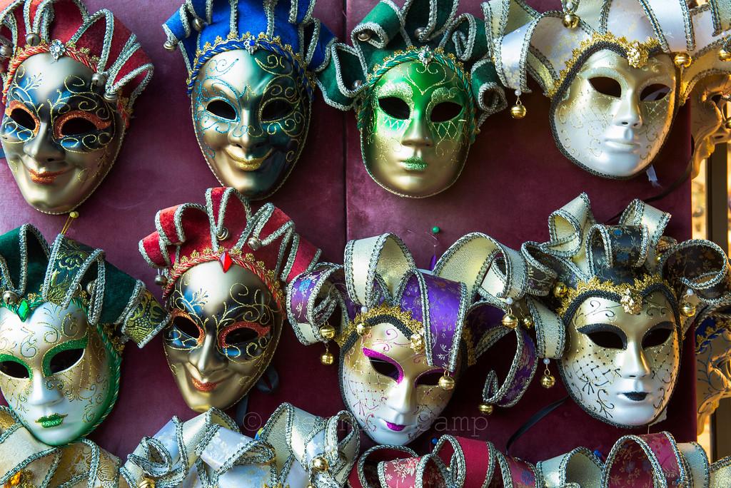 Venezia City of Masks