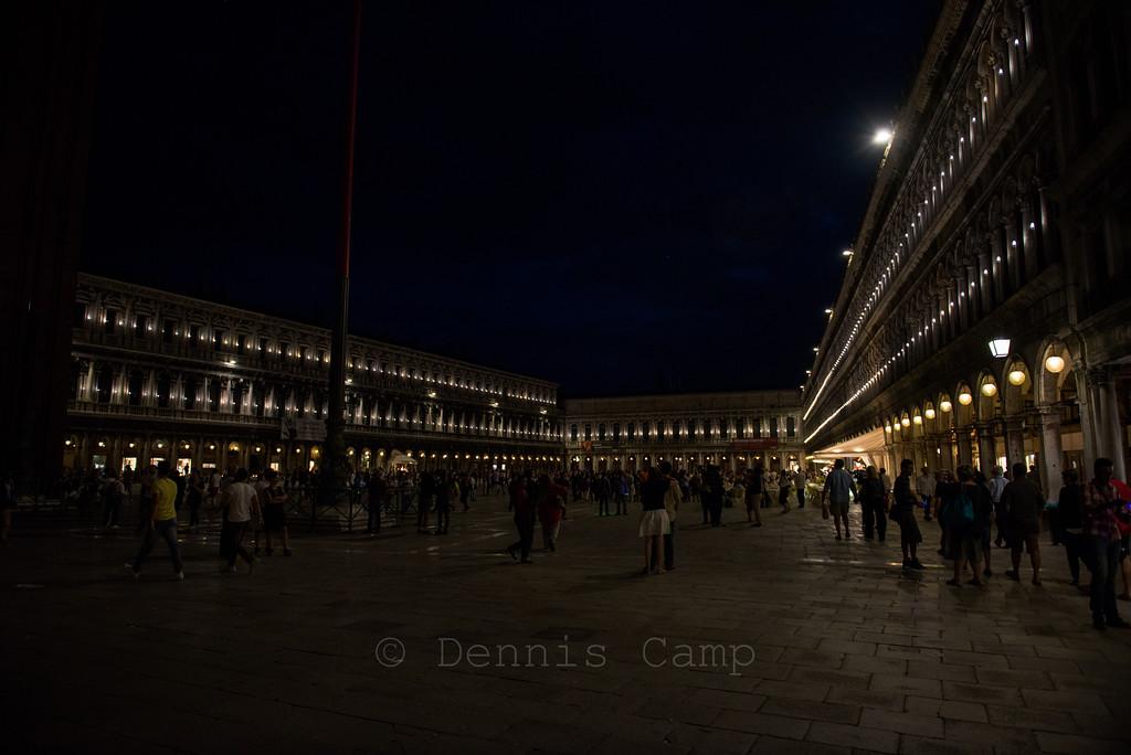 Piazza San Marco - St. Marks Square  Square - Venezia Night