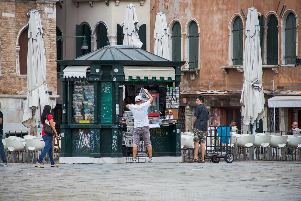 Shopping In Venice Italy