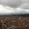 Top of Duomo in Florence
