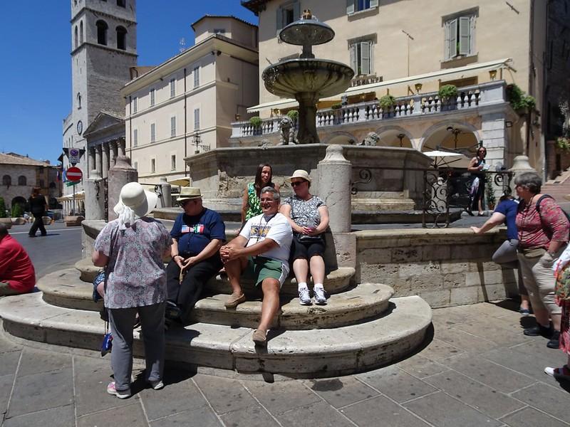 St  Francis Basilica Performance-Assisi (44)