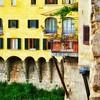"""Giallo"" - Ponte Vecchio - Firenze"