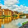 """Fiume Arno"" - Firenze"