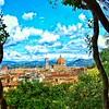 """""""Firenze da Boboli"""" - Florence"""