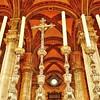 """""""Silver and Arches"""" - Duomo di Pienza - Pienza, Italia"""