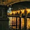 """Basilica Under a Bridge"" - Roma"