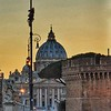 """Roma Dusk"" - Roma, Italia"