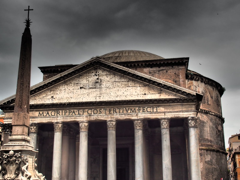The Pantheon,Rome