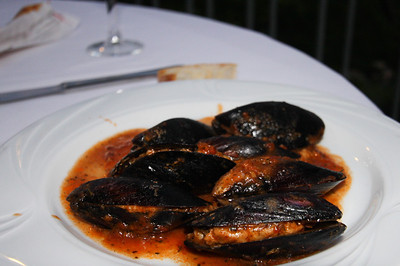 Salima's life changing mussels