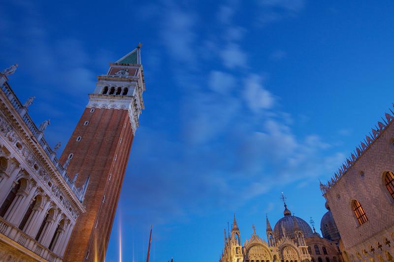 Campanile, Piazza San Marco, Venice