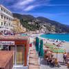 Beach At Monterosso, Cinque Terre