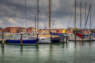 Marina AT San Giorgio, Venice