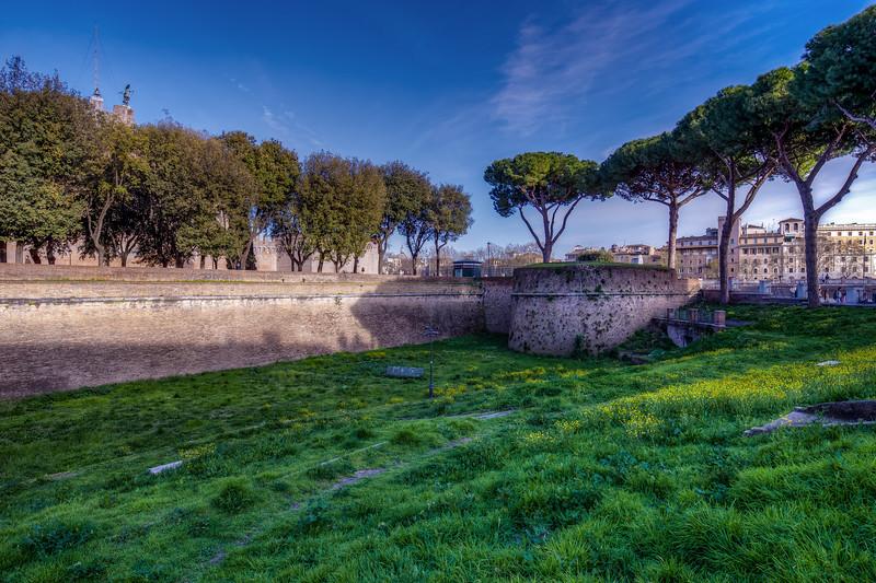 Ruins, Rome