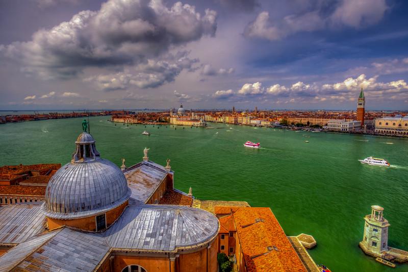 Venice Harbor, Venice Italy