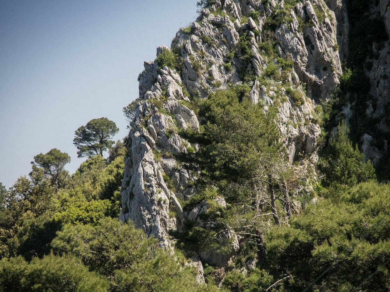 Part of Monte Solara